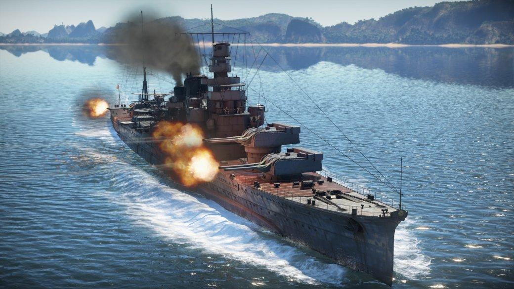 ВWar Thunder собновлением 1.89 «Императорский флот» приходят японские боевые корабли. Вспоминаем флот Страны восходящего солнца времен Второй мировой войны, чтобы понять, начем теперь будем выходить вморе вWar Thunder.