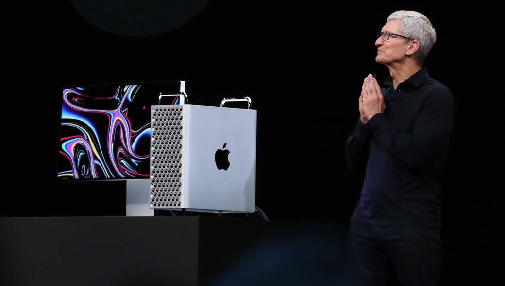 Итоги Apple WWDC 2019: закрытие iTunes, iOS 13, iPadOS, watchOS 7, tvOS 13, новый Mac Pro | Канобу