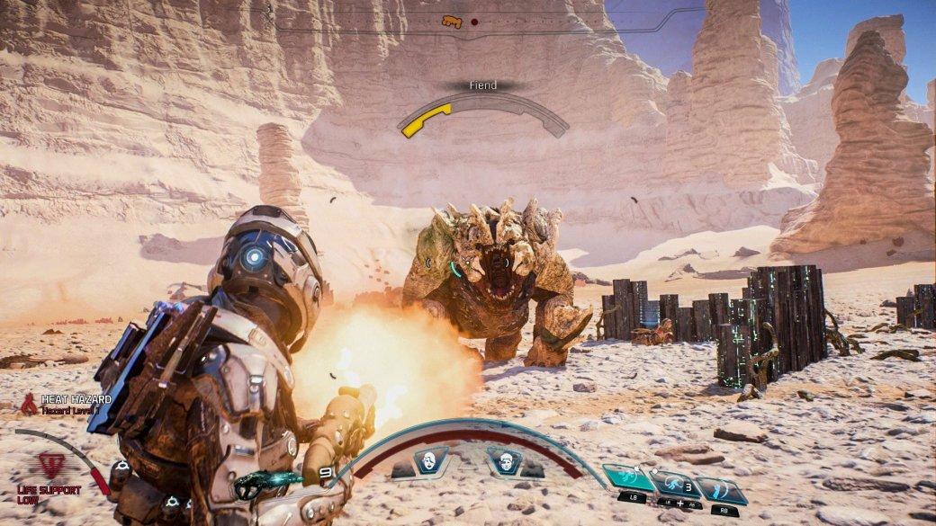 30 главных игр года. Mass Effect: Andromeda— галактическое разочарование. - Изображение 4