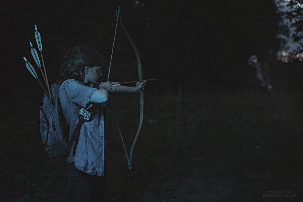 Опасное путешествие Элли вновом крутом косплее The Last ofUs:Part II | Канобу - Изображение 14
