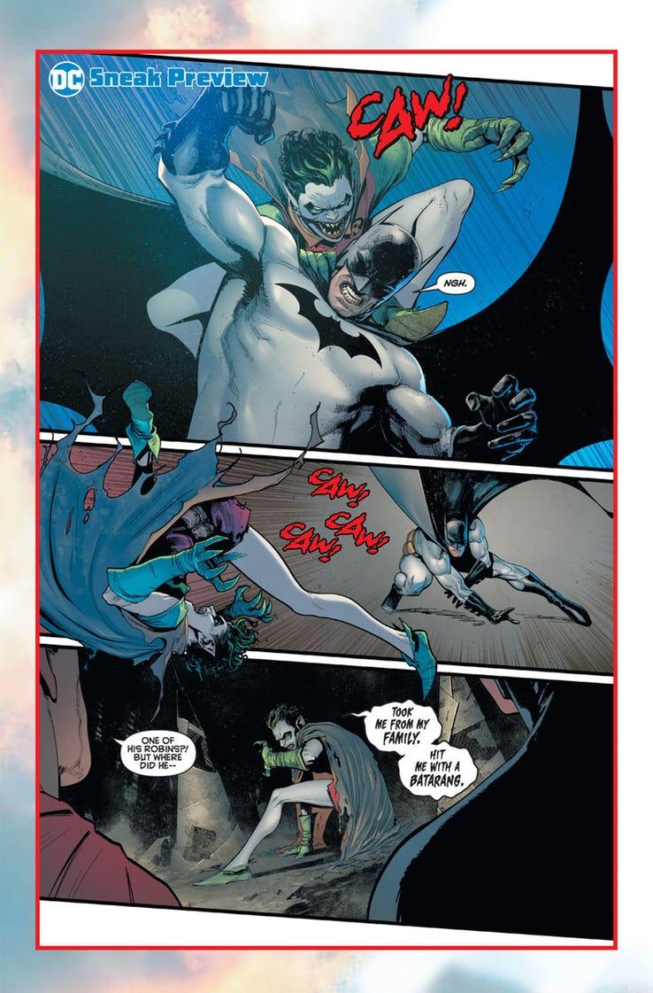 Вновом комиксе оБэтмене иСупермене представят Шазама-Джокера— Билли Бэтсона, зараженного вирусом | Канобу - Изображение 290