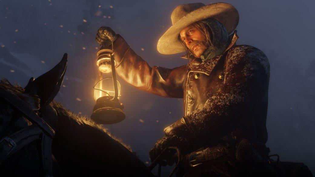 В Red Dead Redemption 2 когда угодно можно включить вид от первого лица — и другие подробности | Канобу - Изображение 1