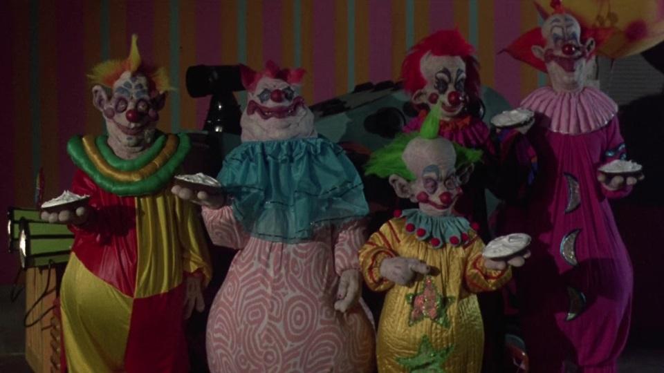 Нетолько «Оно». Подборка лучших фильмов озлых клоунах