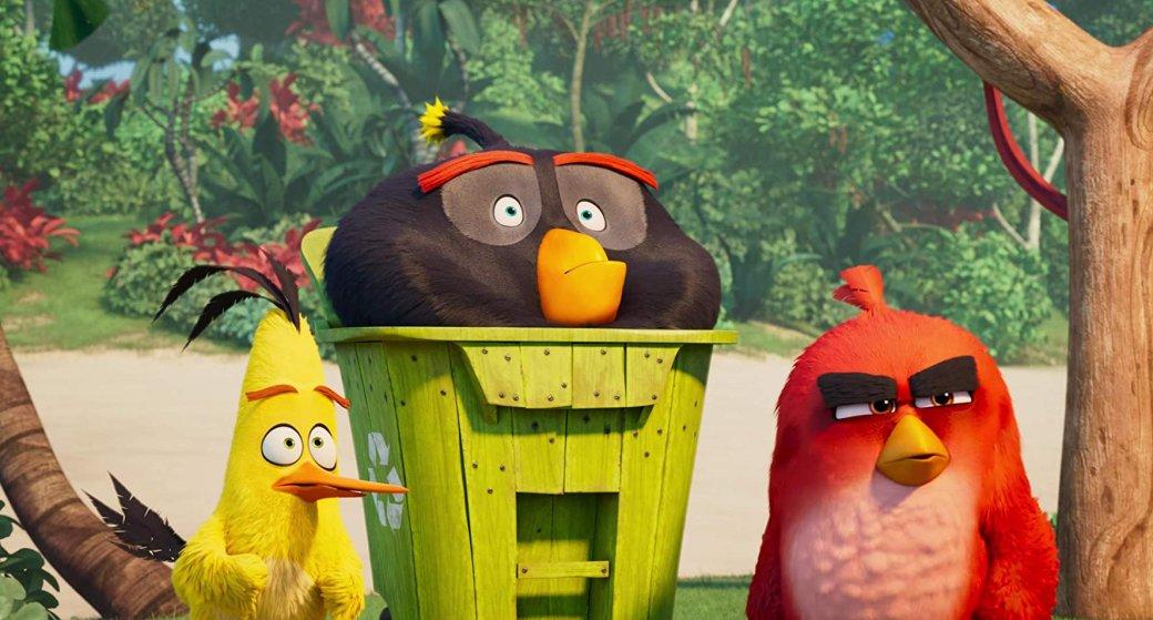 Отзывы критиков о мультфильме «Angry Birds 2 в кино». Хвалят умеренно | Канобу - Изображение 3