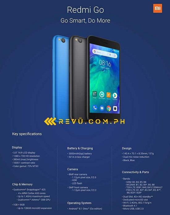 Раскрыты характеристики ивнешний вид ультрабюджетного смартфона Xiaomi Redmi Go | Канобу - Изображение 10923
