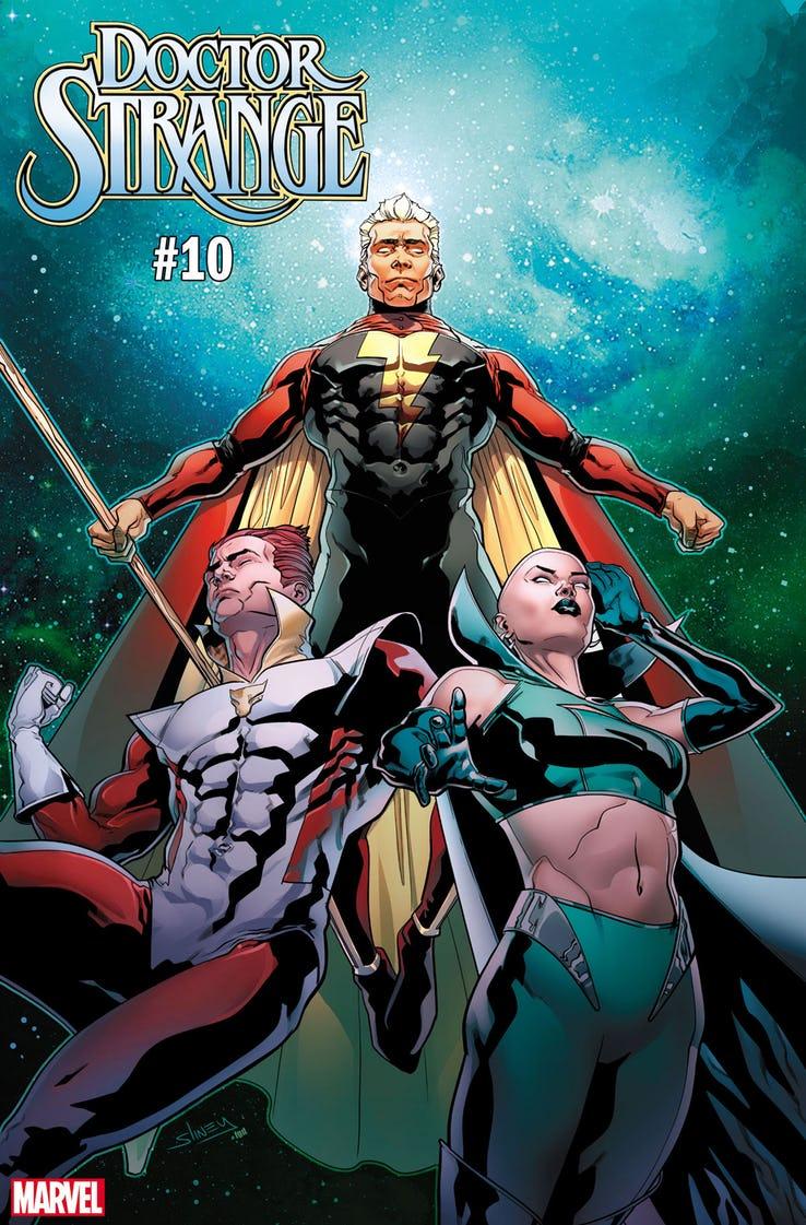 Marvel продолжает тизерить новый состав Стражей Галактики. Кто попадет вкоманду? | Канобу - Изображение 3183