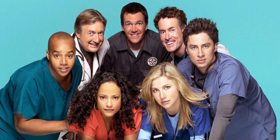 Актерский состав «Клиники» собрался вместе через восемь лет после окончания сериала. Ну что, на бис? | Канобу - Изображение 1