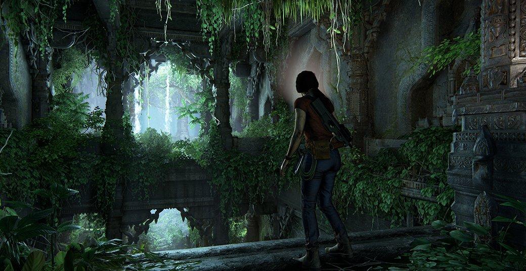 Индийская мифология и реальные места в Uncharted: The Lost Legacy | Канобу - Изображение 6