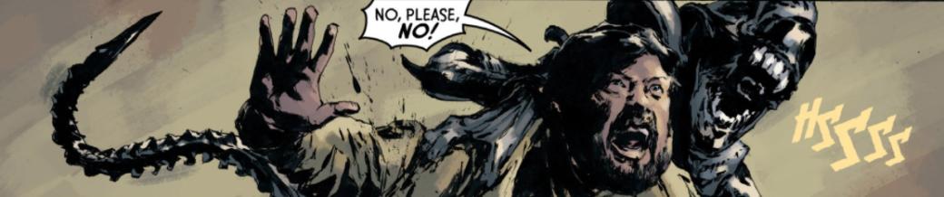 Бэтмен против Чужого?! Безумные комикс-кроссоверы сксеноморфами | Канобу - Изображение 3