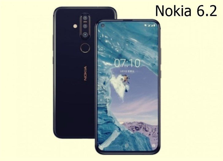 Опубликован первый рендер обновленного смартфона Nokia6.2 | Канобу - Изображение 1693