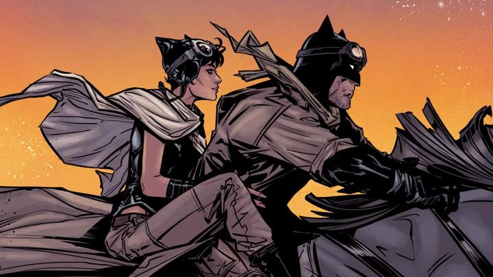 Теперь официально: сценарист «Бэтмена» Том Кинг покинет серию в2019 году [обновлено]