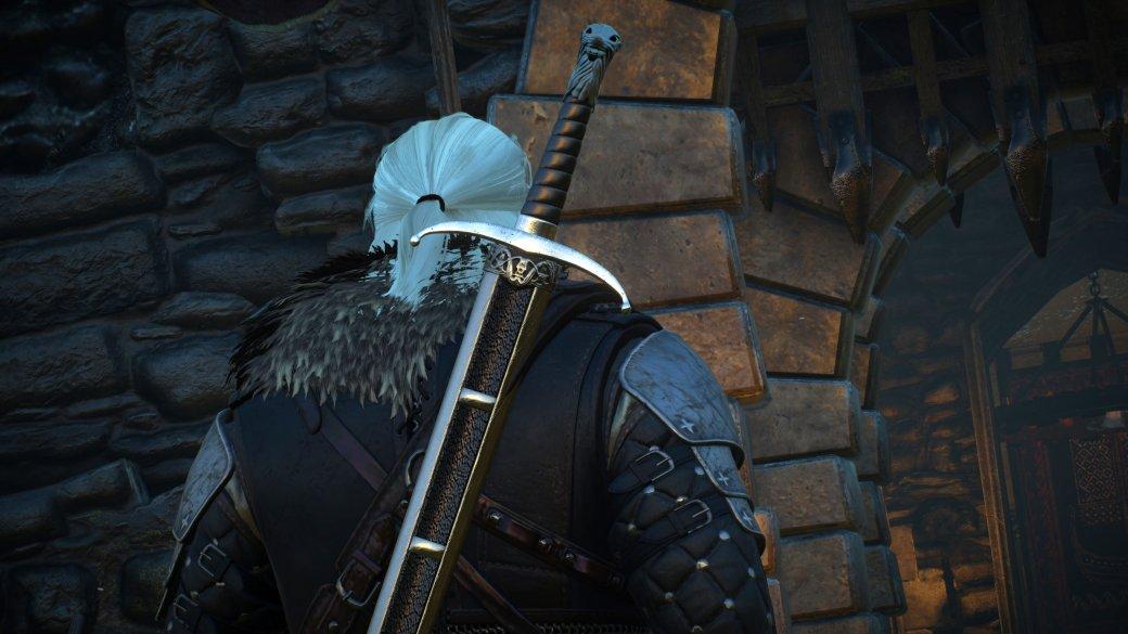 5 модов для The Witcher 3: Wild Hunt, «убивающих» книжный канон | Канобу - Изображение 5