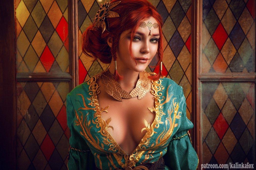 Соблазнительная иочаровательная Трисс Меригольд вновом косплее «Ведьмака» | Канобу - Изображение 1425