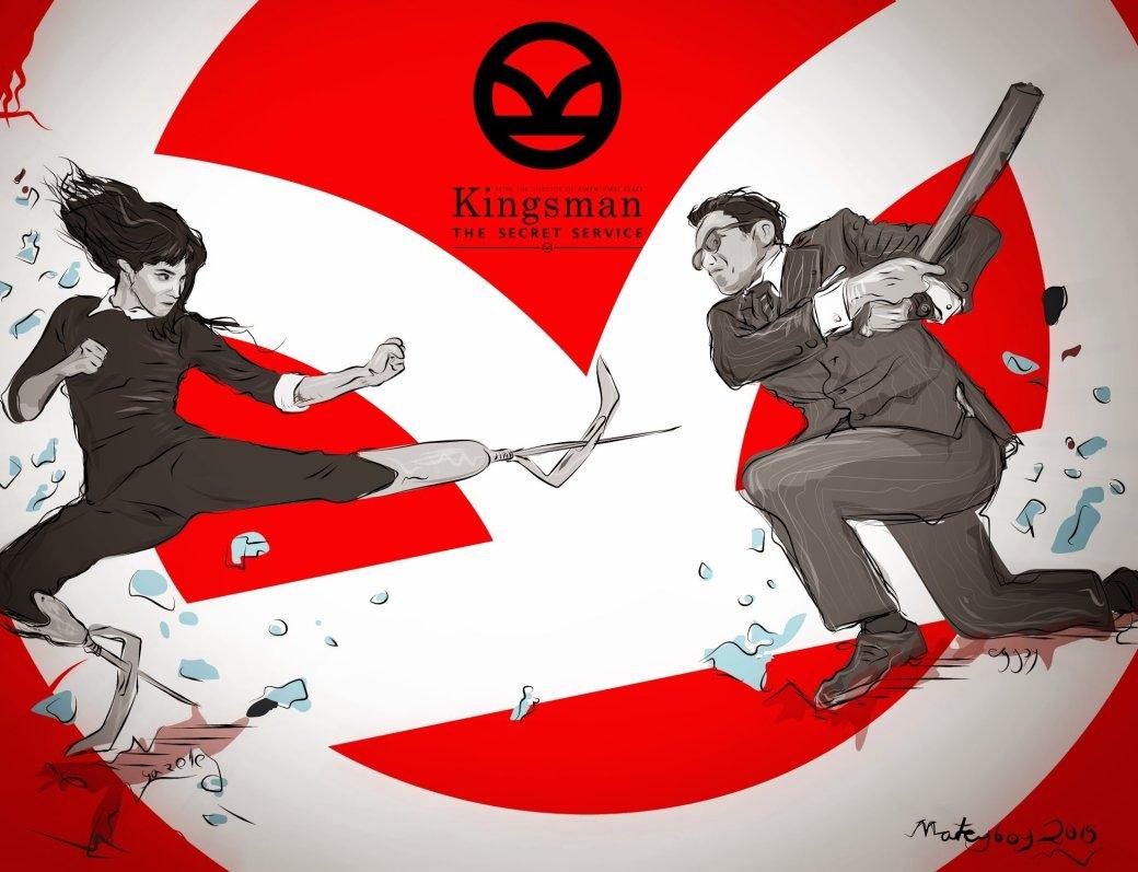 Kingsman: Секретная служба   Канобу - Изображение 2329