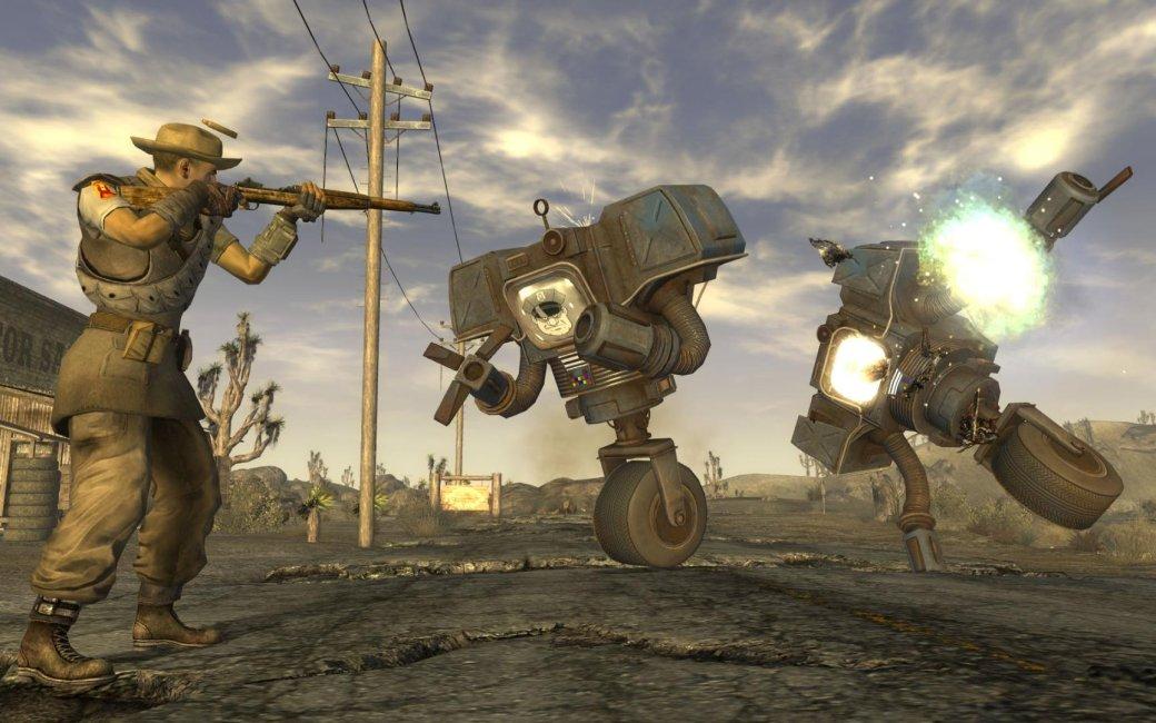 Гифка дня: самый удачный выстрел в Fallout: New Vegas | Канобу - Изображение 1