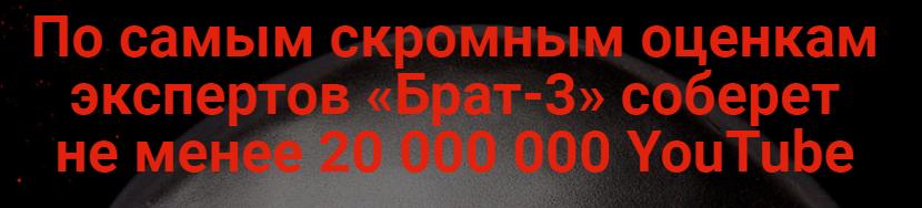 Барецкий начал продавать роли в «Брате 3». Пара миллионов за попадание в кадр с Шурыгиной!