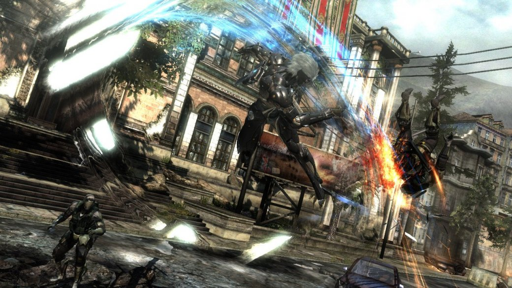 Metal Gear Rising Revengeance | Канобу - Изображение 2