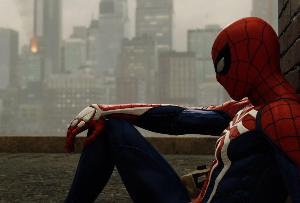 Гифка дня: может, ониЧеловек-паук, ноточно неволшебник вSpider-Man для PS4 | Канобу - Изображение 6743