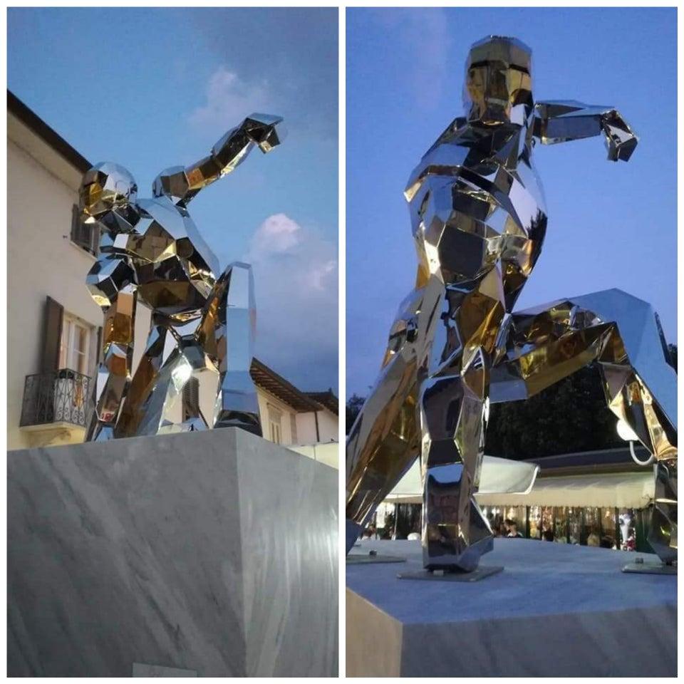 ВИталии появился первый памятник Железному Человеку | Канобу - Изображение 1