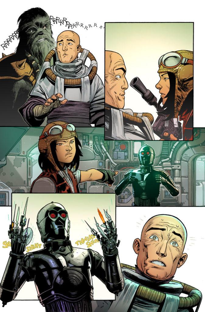 Нетолько Лея! 5 главных женских персонажей нового канона «Звездных Войн». - Изображение 19
