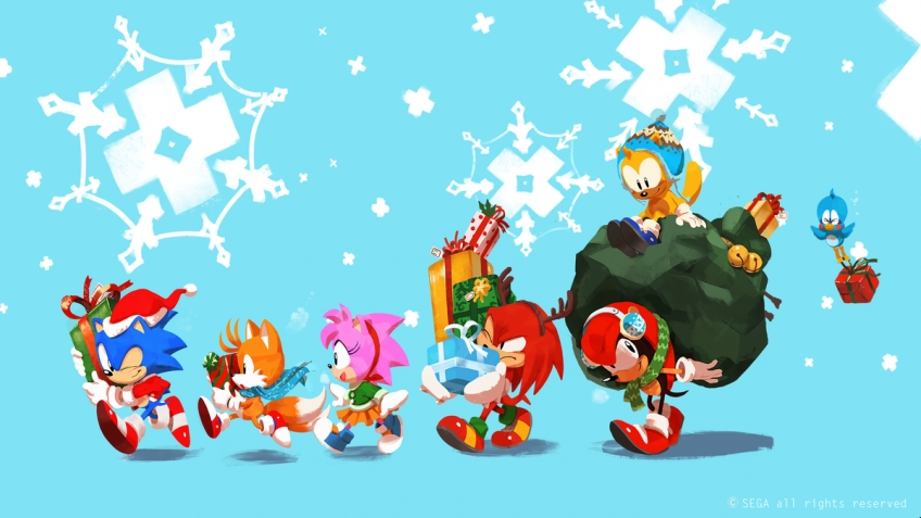 Разработчики поздравляют игроков с Рождеством. Подборка праздничных открыток   Канобу - Изображение 12512