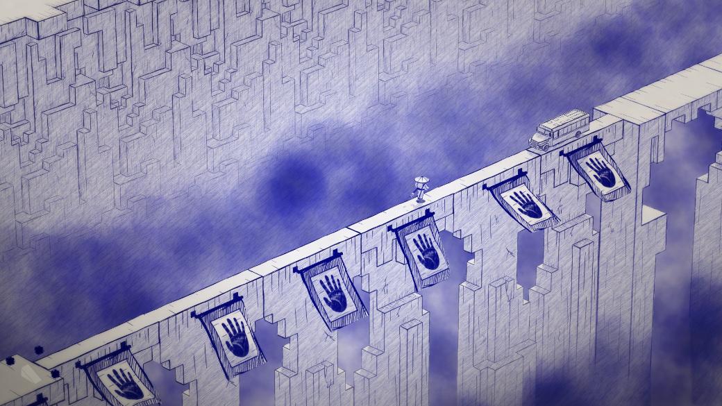 Обзор игры Inked для PC | Канобу - Изображение 10