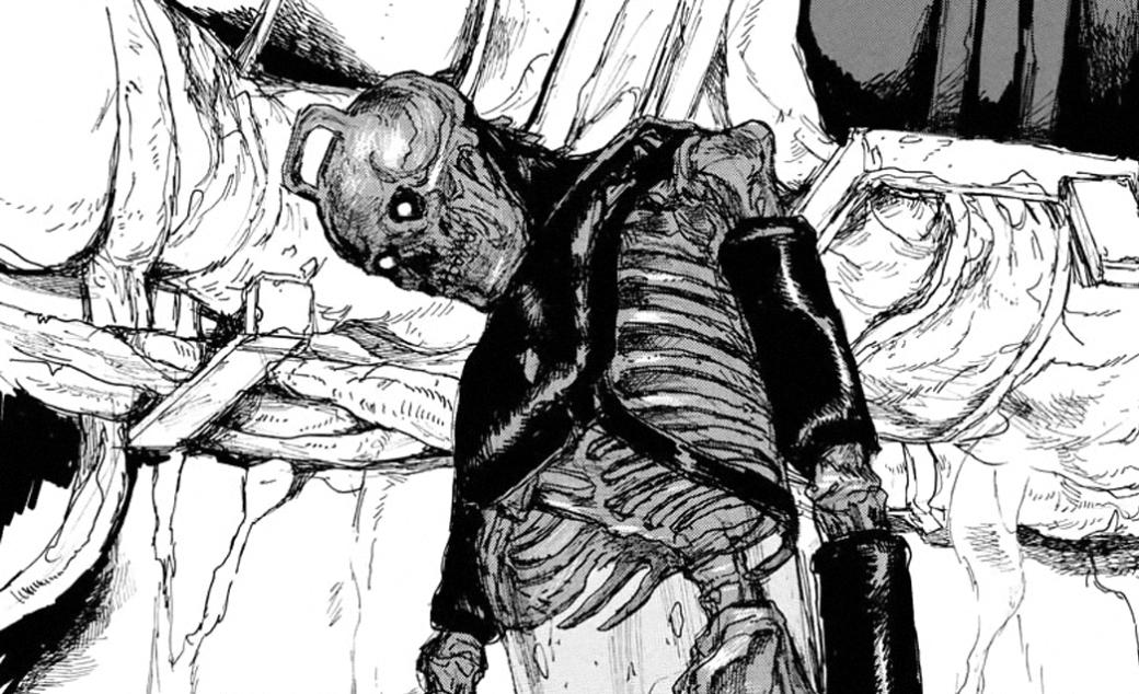 Первые впечатления отманги Dai Dark— полной тьмы инасилия новой работы отавтора Dorohedoro | Канобу