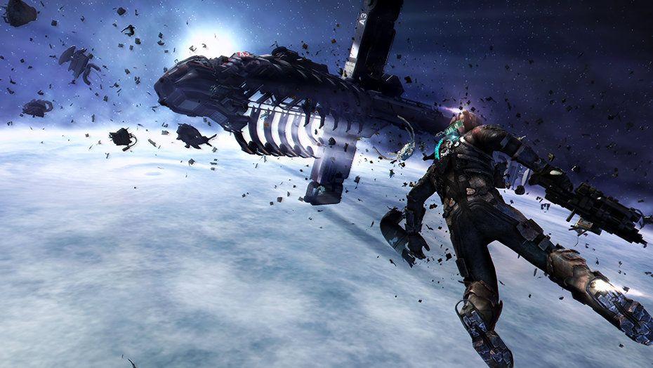 Какой должна была стать следующая Dead Space? Рассказывает творческий директор Visceral Games | Канобу - Изображение 7454