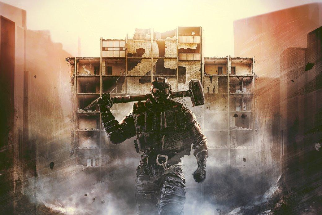 Почему вRainbow Six: Siege досих пор играют?   Канобу - Изображение 9701