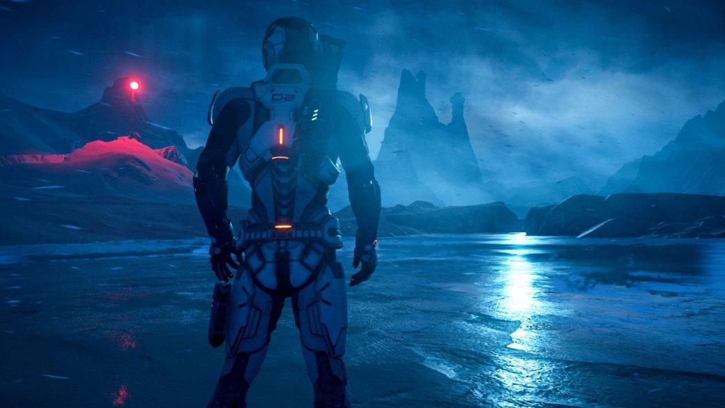 BioWare смогла. Первые впечатления от Mass Effect: Andromeda | Канобу - Изображение 1