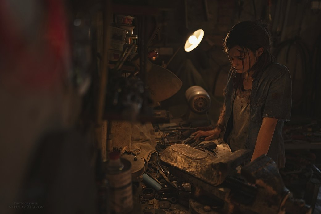 Опасное путешествие Элли вновом крутом косплее The Last ofUs:Part II | Канобу - Изображение 20