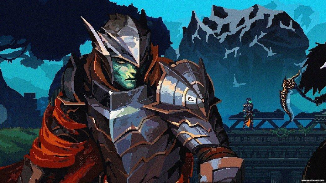 Лучшие двумерные игры, похожие на Dark Souls - топ 2D-клонов, игры типа Dark Souls на ПК, PS4, Xbox | Канобу