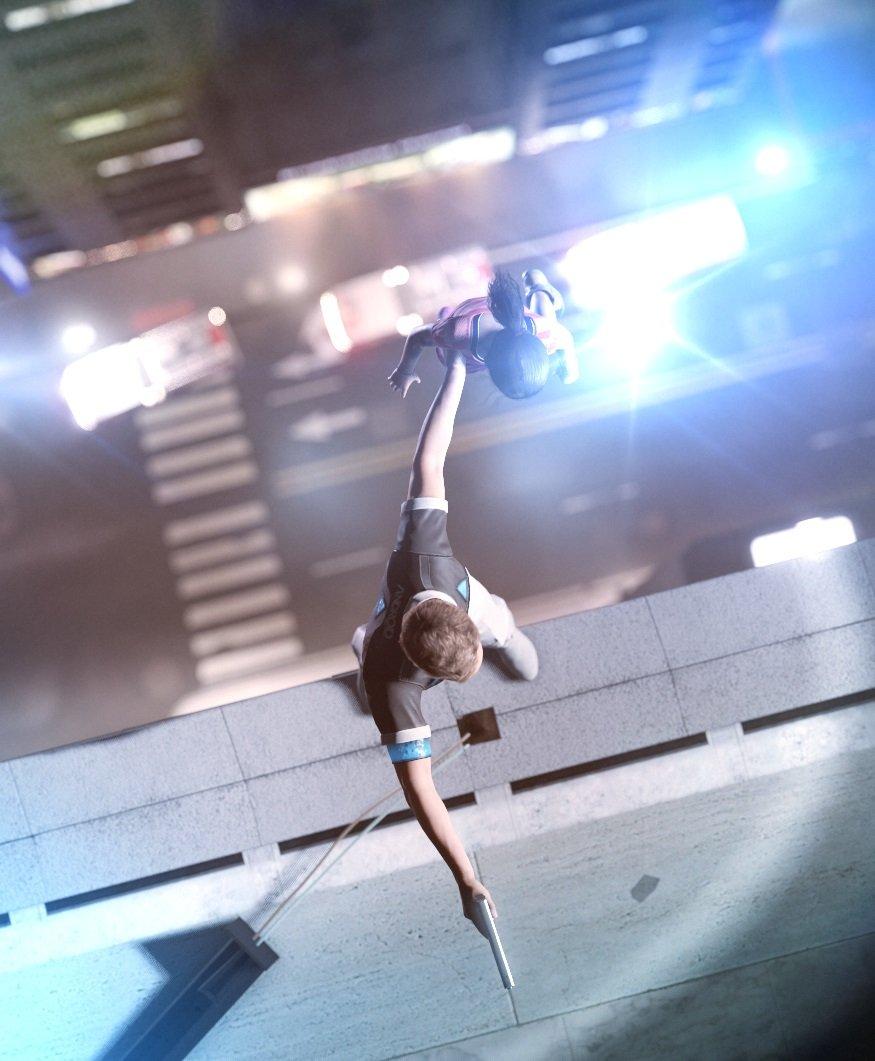 Detroit: Become Human— самая нелинейная игра Дэвида Кейджа?. - Изображение 4