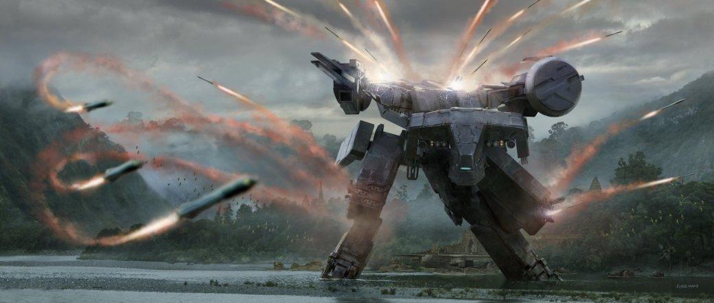 Замечательные фанарты к31-летию Metal Gear отрежиссера ееэкранизации | Канобу - Изображение 17