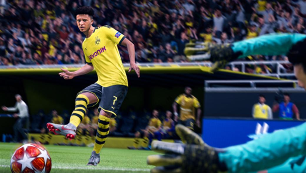 FIFA 20 — все еще отличный футбольный симулятор, в этот раз с режимом уличного футбола | Канобу - Изображение 0