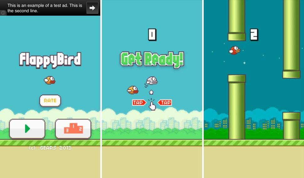 Создатель Flappy Bird убрал ее из App Store и Google Play | Канобу - Изображение 2167