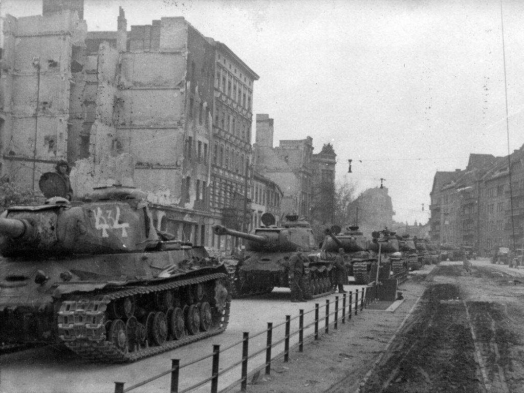 Танки и самоходные установки из World of Tanks, принимавшие участие в битве за Берлин | Канобу - Изображение 4