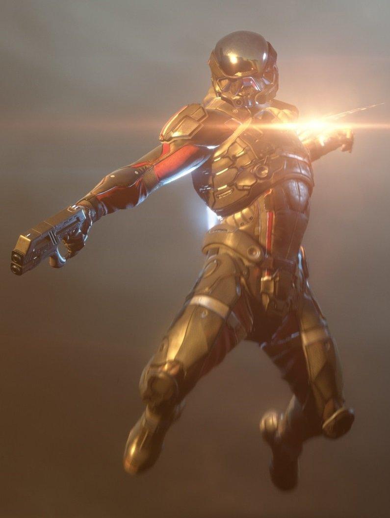 Год Mass Effect: Andromeda— вспоминаем, как погибала великая серия. Факты, слухи, баги | Канобу - Изображение 7