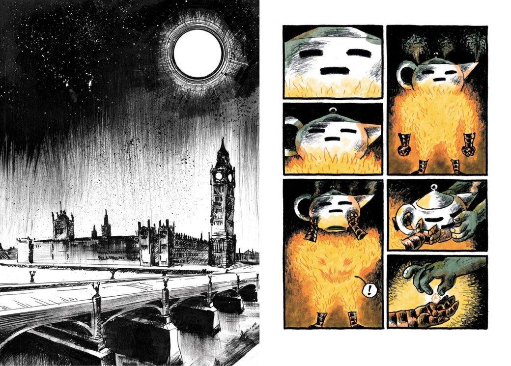 Как осуществить свою мечту ивыпустить сборник комиксов вРоссии | Канобу - Изображение 767