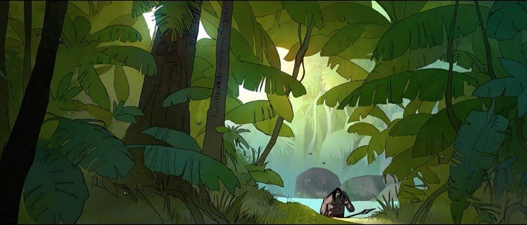 Primal— очень кровавый мультфильм опервобытном человеке отавтора «Самурая Джека» | Канобу - Изображение 3003