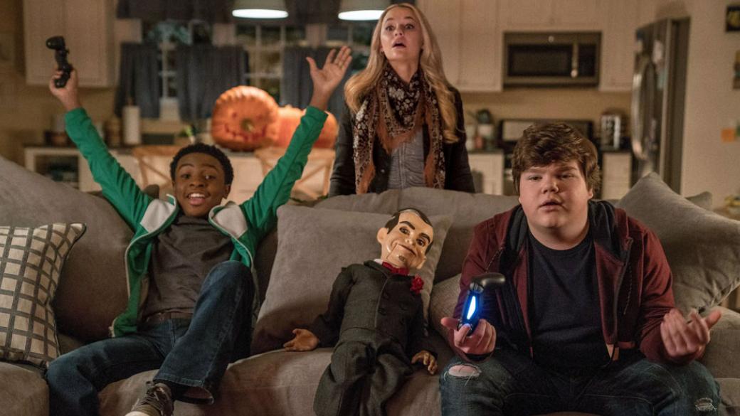 3 причины посмотреть подростковый хоррор «Ужастики 2: Беспокойный Хэллоуин»   Канобу - Изображение 3