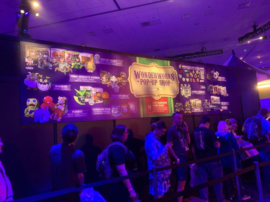 На BlizzCon в этом году развернулась настоящая Ярмарка Новолуния из World of Warcraft | Канобу - Изображение 12306