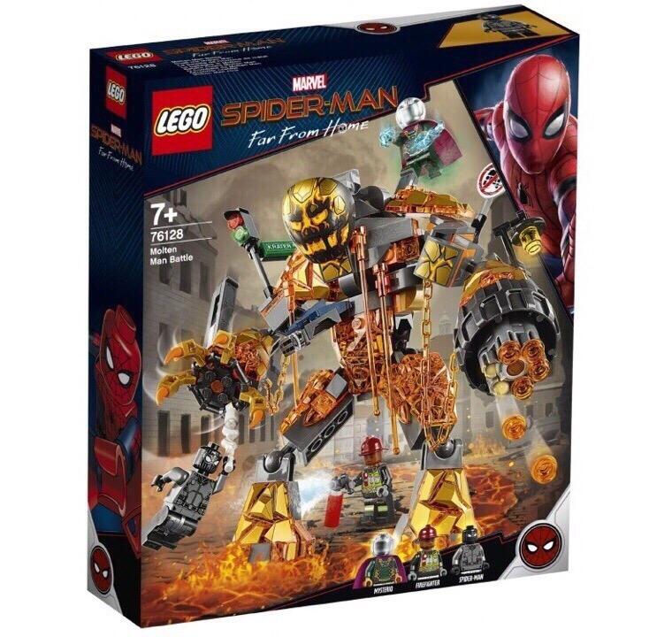 В сети оказались фотографии Lego-наборов нового «Человека-паука» Теперь мы знаем имена злодеев!   Канобу - Изображение 3