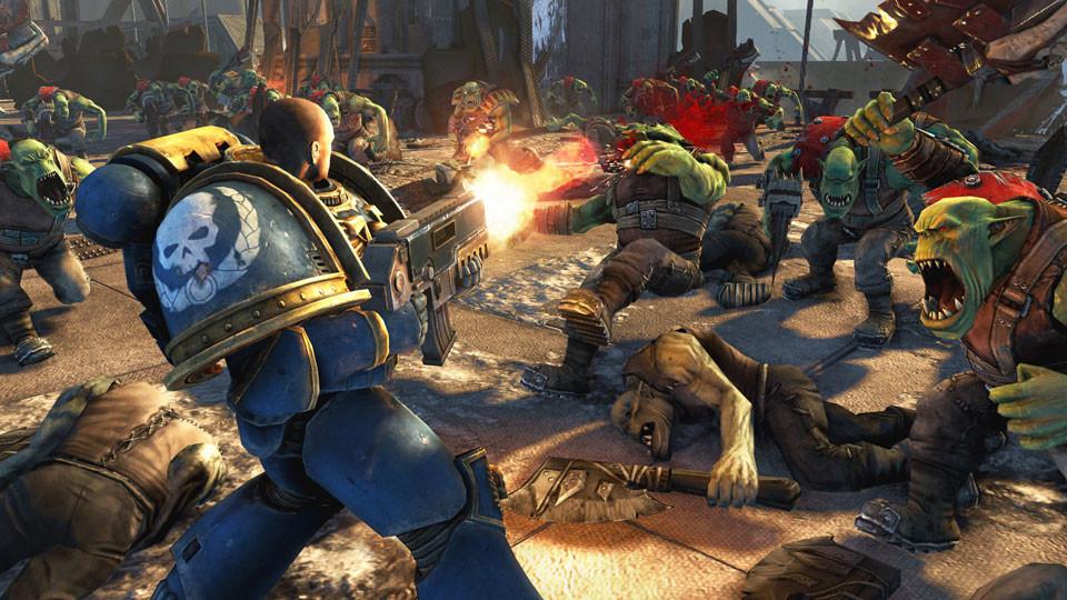 Империя нуждается в вас! В сервисе Humble Bundle бесплатно отдают Warhammer 40,000: Space Marine. - Изображение 1