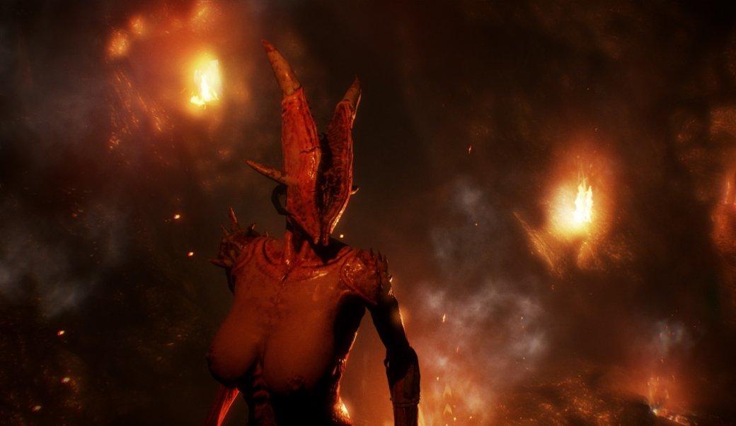 Ад и голые демонессы: все, что мы знаем об Agony | Канобу - Изображение 13970