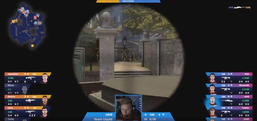 «Полет североамериканской валькирии!» Игрок Team Liquid показал как нужно убивать изAWP впрыжке | Канобу - Изображение 1