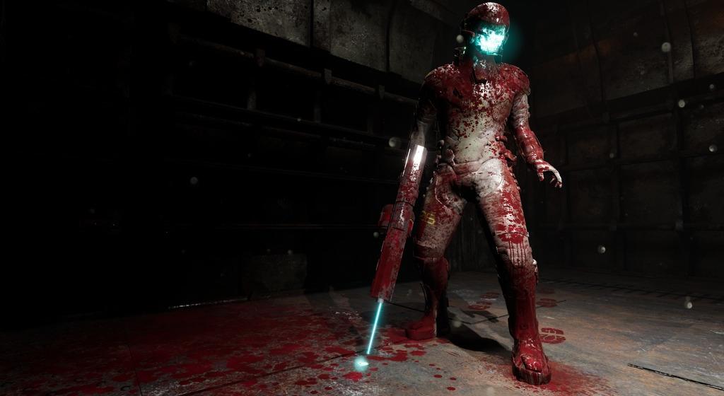 А это точно не Dead Space? Инди-разработчики показали геймплей Negative Atmosphere | Канобу - Изображение 0