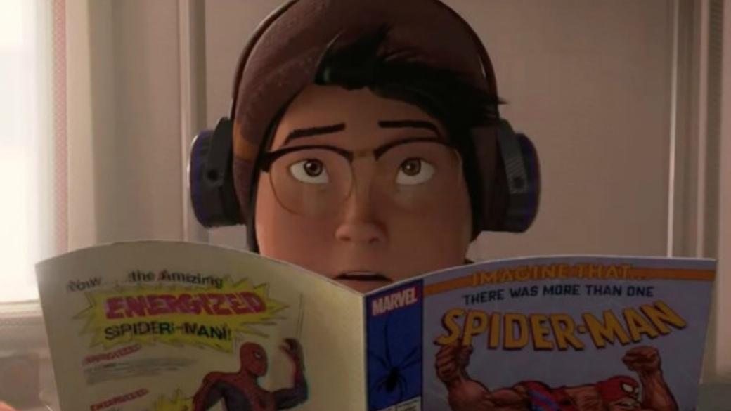 Пасхалки иотсылки в«Человеке-пауке: Через вселенные»: отLooney Tunes дотрилогии Сэма Рэйми | Канобу - Изображение 14
