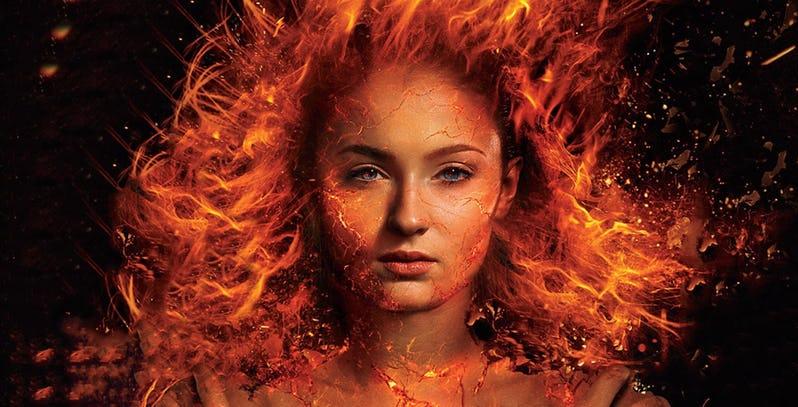 Софи Тернер против Джессики Честейн нановых кадрах сдосъемок «Темного Феникса»   Канобу - Изображение 1