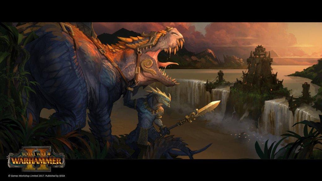 Взгляните напотрясающие концепт-арты Total War: Warhammer II. - Изображение 22